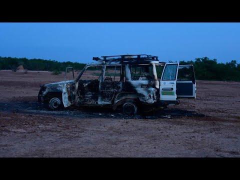 جيش النيجر يطلق عملية بدعم من القوات الجوية الفرنسية للبحث عن قتلة السياح الفرنسيين  - نشر قبل 2 ساعة