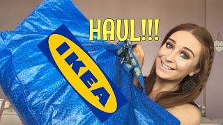 ikea haul 2017 siobhan connell