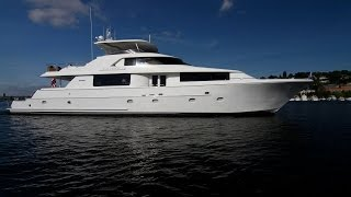 106' Westport Motor Yacht For Sale. Offered At $3,495,000.
