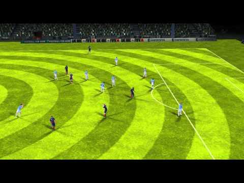 FIFA 14 Android - FC Aarau VS FC Zürich