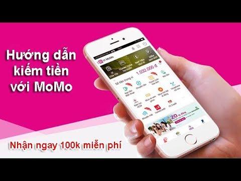 Hướng dẫn kiếm tiền từ MoMo 2020 | Kiếm tiền trên di động