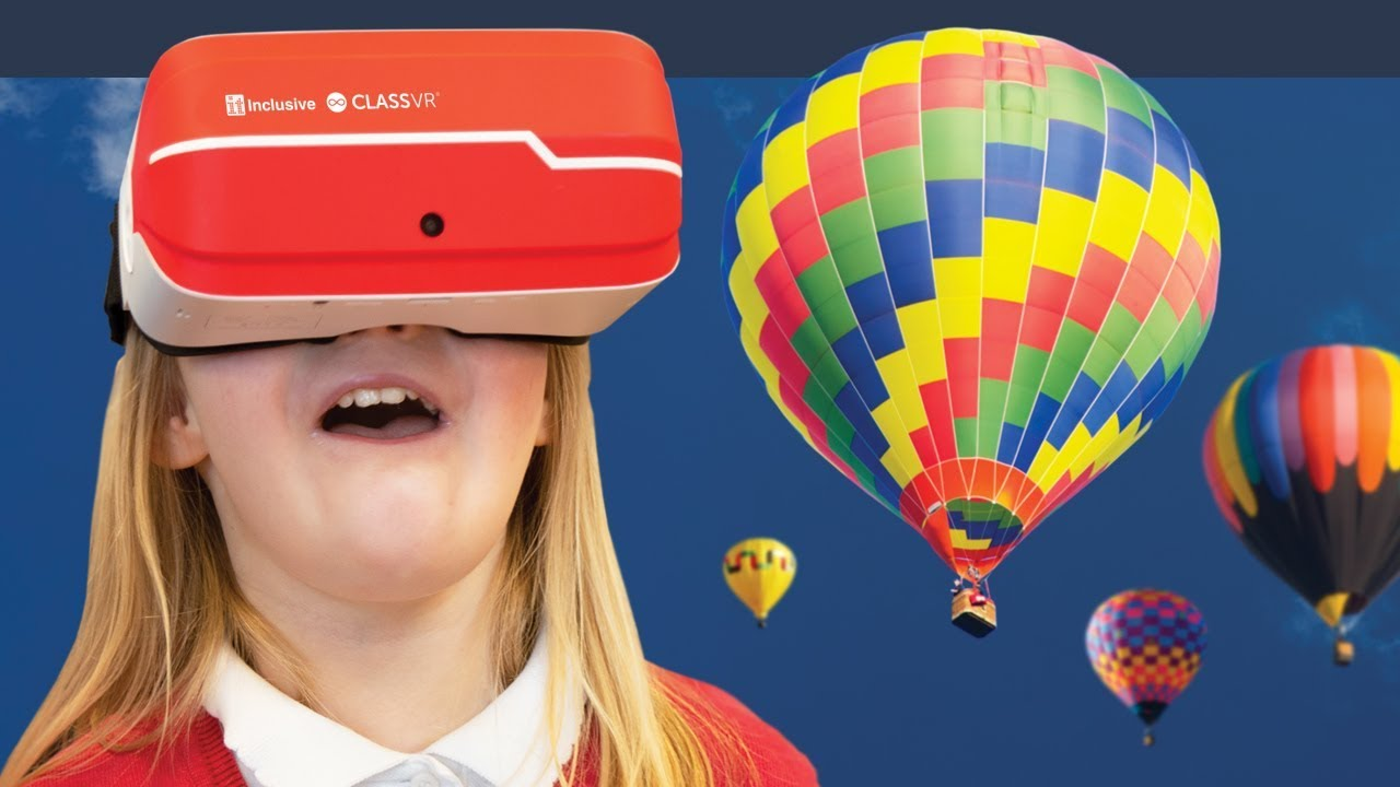 cfa1a242ef7 Inclusive ClassVR - Virtual Reality for the Special Education Classroom