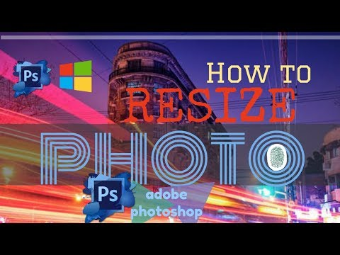 How To Resize Your Photo In Adobe Photoshop | Bangla Tutorial thumbnail