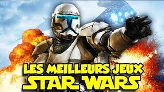 LES MEILLEURS JEUX STAR WARS