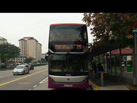 SBS Transit Bus Service 25, SBS7888K