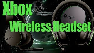 Xbox Wireless Headset: A Gaming Headset and More!