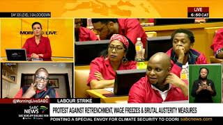 Budget 21/22 | Unions expectations of Mboweni's economic plan