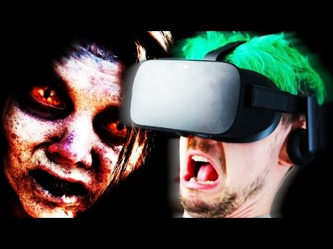 BEAR SCARES | The Visitor (Oculus RIft Vritual Reality)
