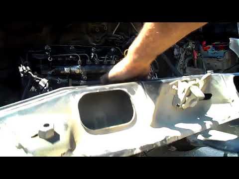 Mecanique mokhtar montage moteur boxer 3 hdi 24 محرك