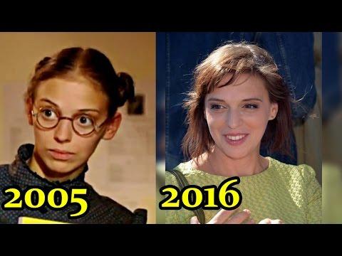 Как менялись актеры сериала Не Родись Красивой 2005-2016 (Тогда и сейчас)