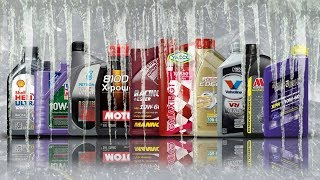 Olej 10W60 Test Zimna -30°C Valvoline, Castrol, Shell, Royal Purple, Motul, Yacco
