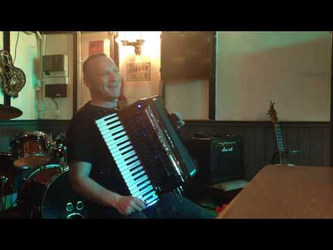 WAKING NED: The Parting Glass LIVE! Roland FR-8x V-Accordion cover by Si the Skweez!