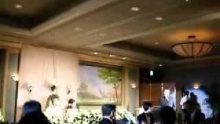 昔流行ったムーディ勝山の替え歌です。 結婚式でじゅんが歌いました。 ...