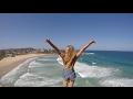 Vibes 💖  GoPro 2018 Beach Girls 🌴 GoPro Hero 5 2018 😛 California Hawaii 2017 ✌ Reggae Song 2018