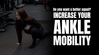 Ankle Mobility To Help You Squat Better | Beth Lavis Fitness