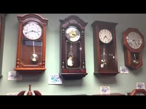 McGuires Clocks Store Walk Through