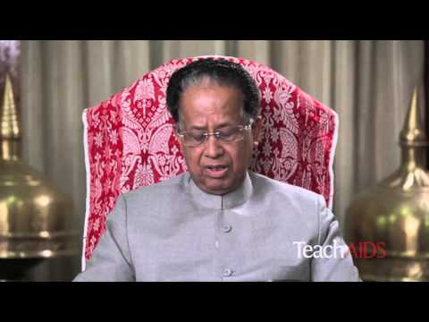 "Chief Minister Tarun Gogoi provides endearing ""Message of Hope"" to the people of Assam (English)"