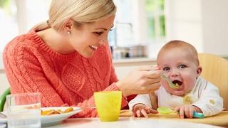 Երեխայի սննդակարգը կարելի է բազմազան դարձնել կյանքի 6 ամիսները բոլորելուց հետո