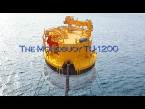 Monobuoy Turret CALM Buoy