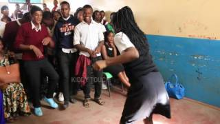Matiang'i Dance introduced by St Edwards High School Ngara