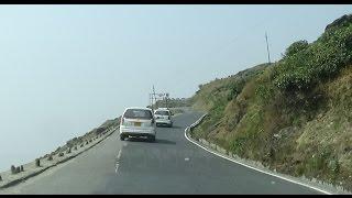 NJP to Darjeeling by Car via Rohini Road - Full Video