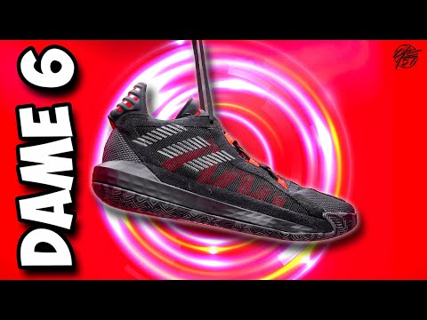 Adidas DAME 6 Performance Review!