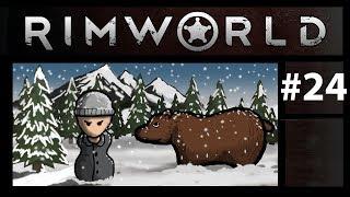 Zagrajmy w Rimworld #24 -Nowi Mieszkańcy