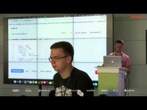 JavaDay Lviv 2015: From CRUD to Hypermedia APIs with Spring, Vladimir Tsukur