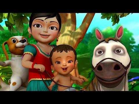 சுற்றுலா போகலாம்   Tamil Rhymes for Children   Infobells