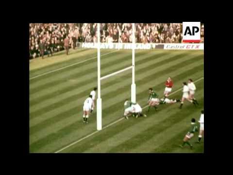 England v Ireland (Rugby) - 1976