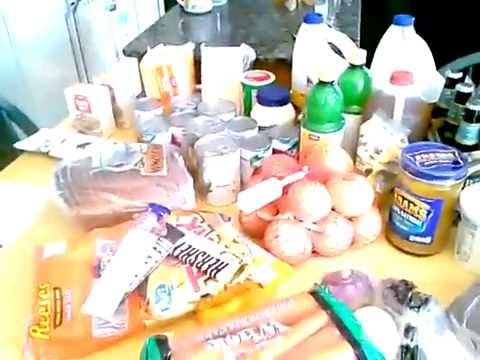 Dave Ramsey: Groceries and Food Storage on a Budget