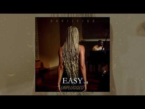 DaniLeigh - Easy (Unplugged) [Official Instrumental]
