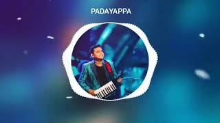 Tamil movie padayappa theme music download.