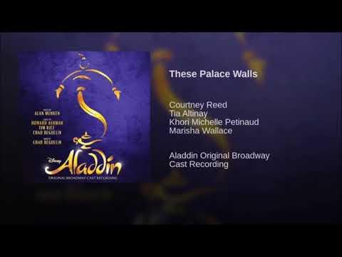 Aladdin Broadway- Full OBC Mp3