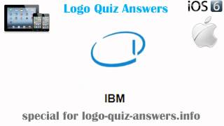 Logo Quiz Answers - Level 1 | Cheats, Solution, Walkthrough