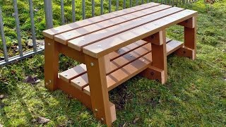 Recycled Plastic Sports Bench - Thames Range