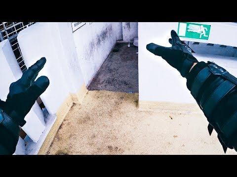BATMAN Parkour POV - Batman in Real Life