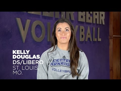 Volleyball: Meet Kelly Douglas