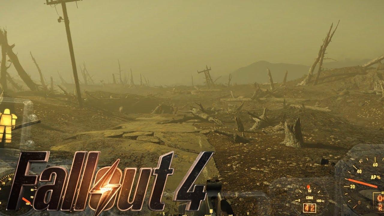 Fallout 4 083 Das Leuchtende Meer Youtube