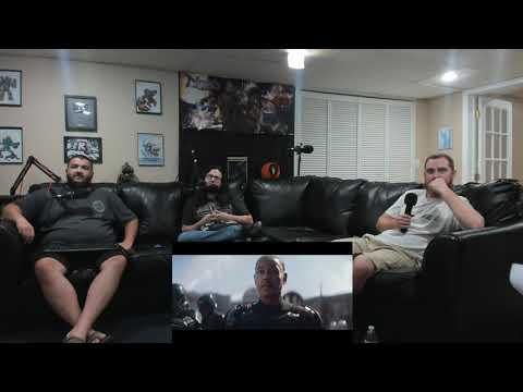 Renegades React to... The Mandalorian | Official Trailer | Disney+ | Streaming Nov. 12