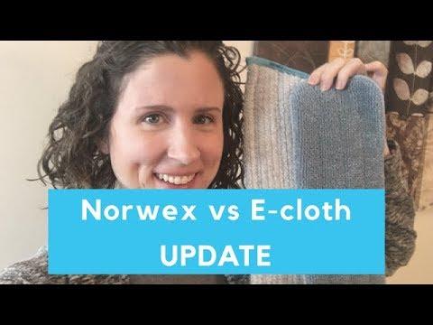 Norwex VS E-Cloth Review & Comparison || UPDATE