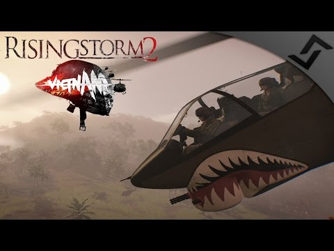 American Helicopter Overview - Rising Storm 2: Vietnam - Exclusive Closed Beta Gameplay