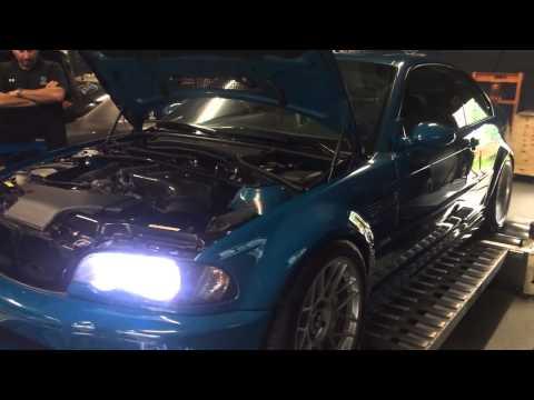 Dafoe M3 #TTFS tune 280/272 Schrick cams