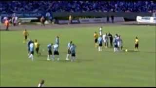 Escalação do Grêmio na voz da massa Tricolor