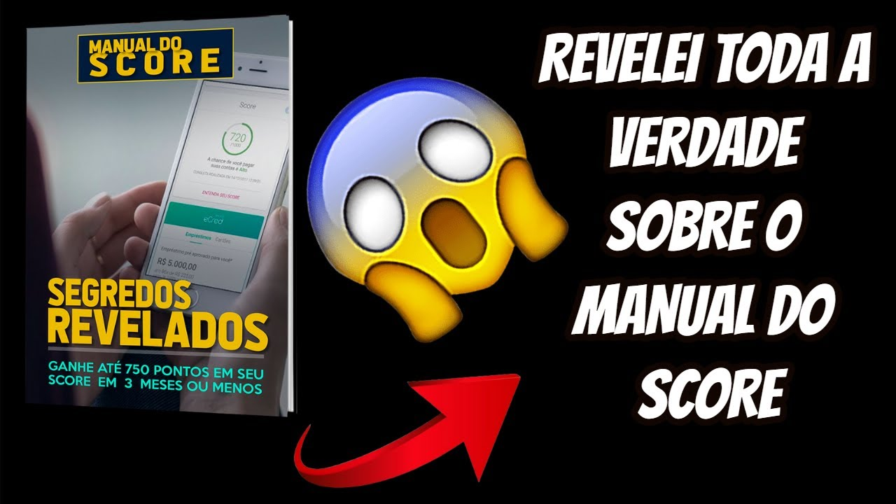 score manual pra que serve