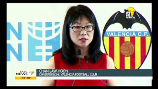 UN Women partners with Valencia club to boost gender equality