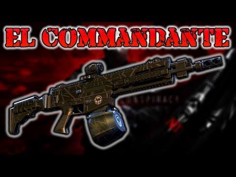 """""""El Commandante"""" Boss Weapon in Ghost Recon Wildlands"""