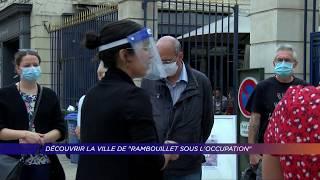 Découvrir la ville de « Rambouillet sous l'occupation »