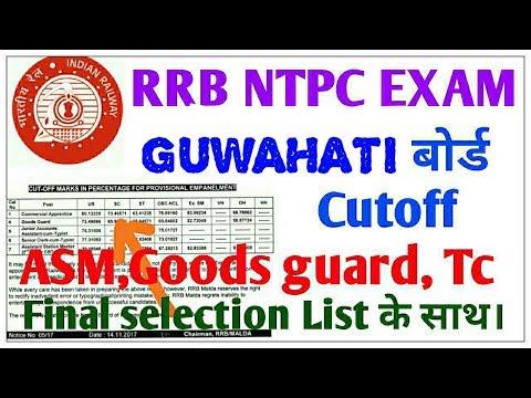 RRB NTPC परीक्षा||Guwahati