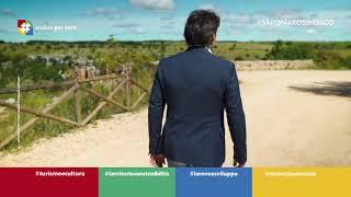Amministrative 2018: ecco lo spot elettorale del candidato Sindaco Giovanni Saponaro